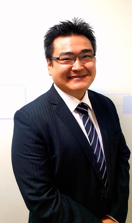Edson Yano gerente de ventas de la unidad IDT HID Global