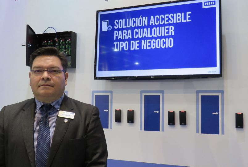 HID Alejandro ExpoSeguridad Mexico 2018