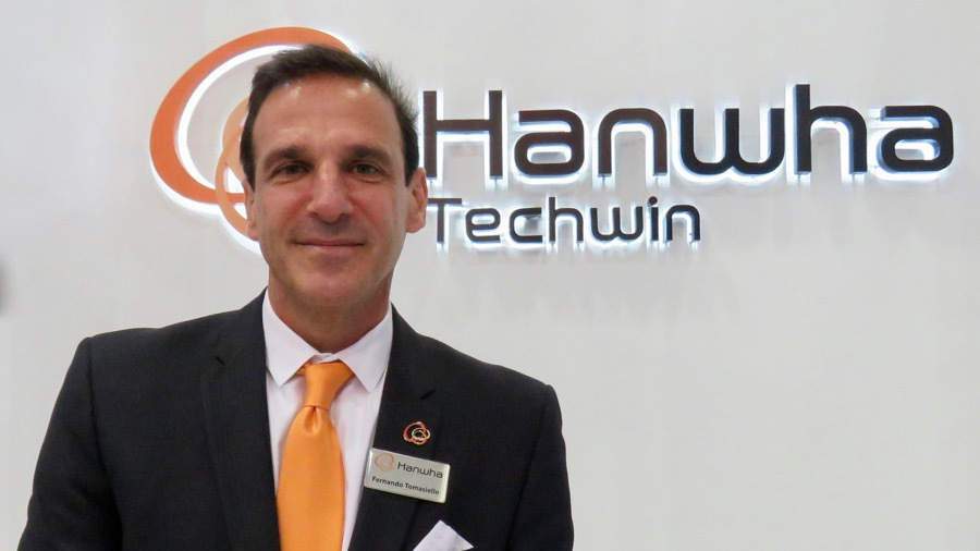 Hanwha Tehcwin Fernando Tomasiello Perfil