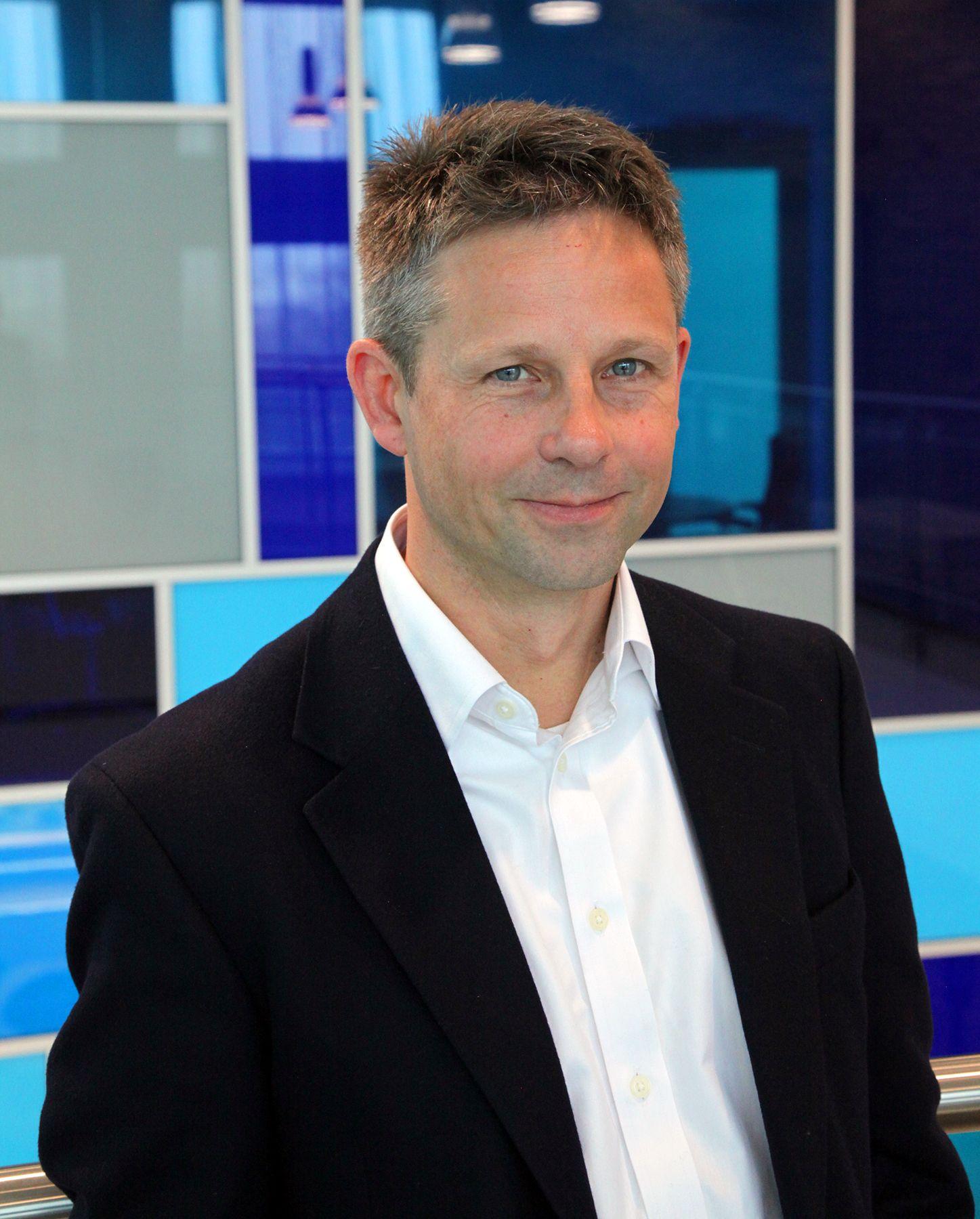 Julian Lovelock vicepresidente de innovacion y estrategia de plataformas- HID Global