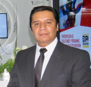 Miguel Arranaga Hikvision