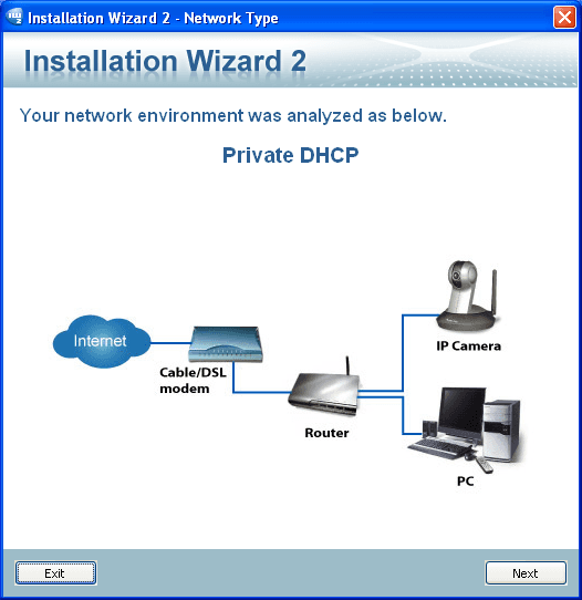 Instllation Wizard