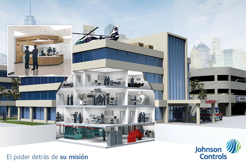 Johnson Controls Instalaciones Hospitalarias