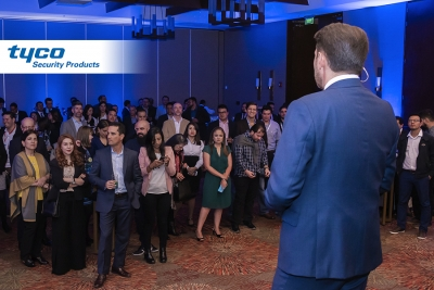 Johnson Controls presenta el Power Series Pro en su tradicional evento especial en Colombia
