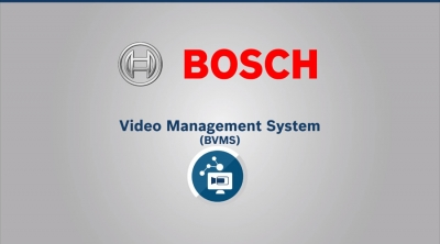 Beneficios de Bosch Video Management System