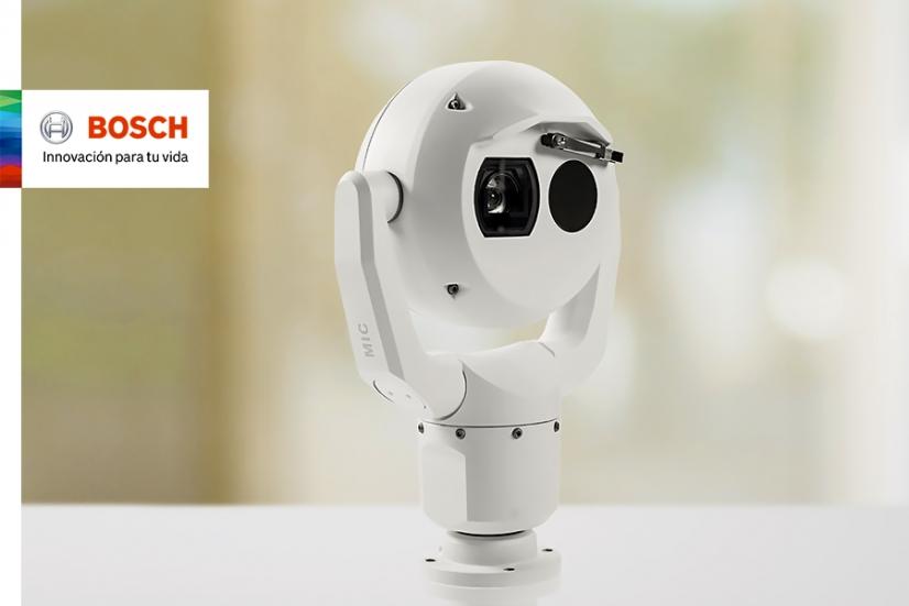 Bosch presenta las nuevas cámaras MIC IP 7100i