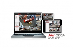 iVMS-4200 de Hikvision, software de gestión de video