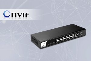 DrayTek implementa ONVIF en Vigorswitch