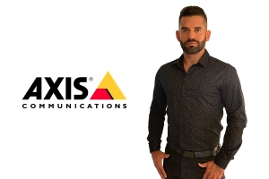 Nuevo responsable de Marketing de Axis Communications para América del Sur