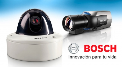 Soluciones de video IP para interiores de BOSCH