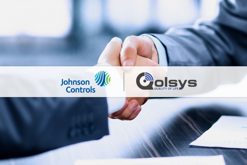 Johnson Controls adquiere Qolsys Inc.
