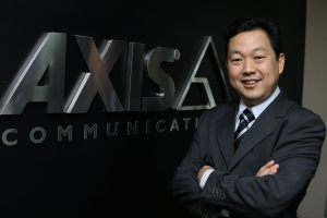 Sergio Fukushima, Gerente Técnico de Axis Communications