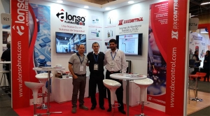 Balance de  Alonso Alarmas en International Security Fair Colombia 2016