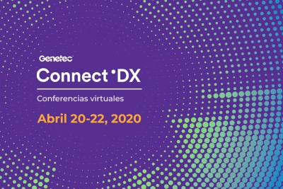 Connect'DX, la gran conferencia virtual de Genetec, ya tiene agenda