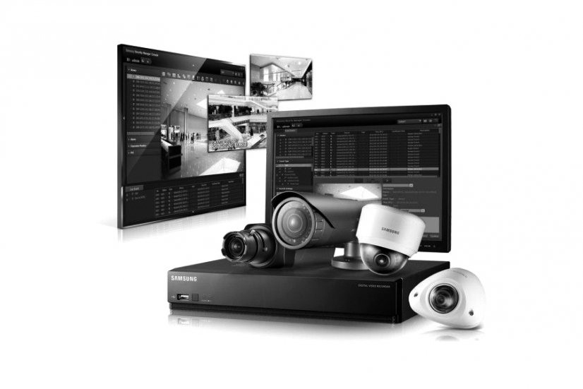 Samsung Techwin lanza el software gratuito de videovigilancia por red Samsung Security Manager