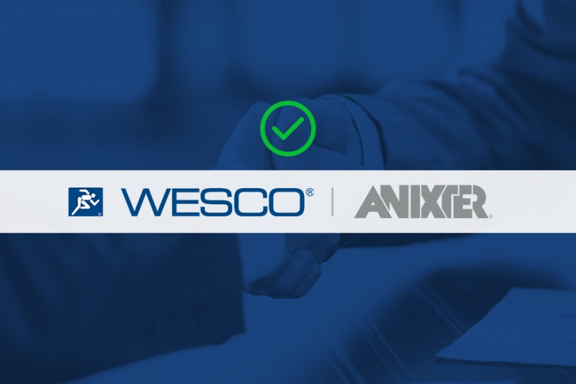 WESCO International anuncia la finalización de la fusión con Anixter International