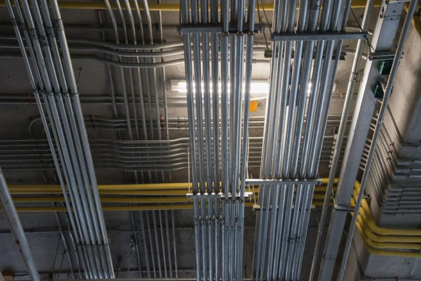 Buenas pr cticas de instalaci n de tuber a y o canalizaciones en proyectos de seguridad electr nica - Tuberia para instalacion electrica ...