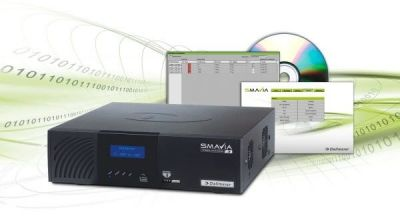 DMS 2400, SMAVIA Appliance hasta para 24 canales HD-IP