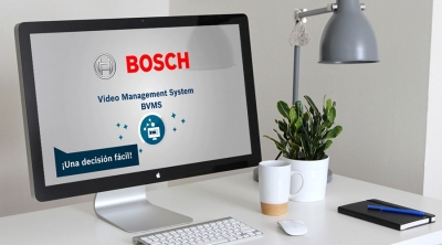BOSCH Video Management System (BVMS), una decisión fácil