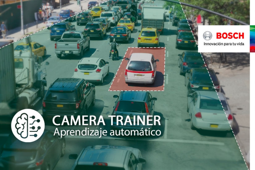 Configure sus cámaras con Camera Trainer de Bosch ¡Pierda el miedo al machine learning!