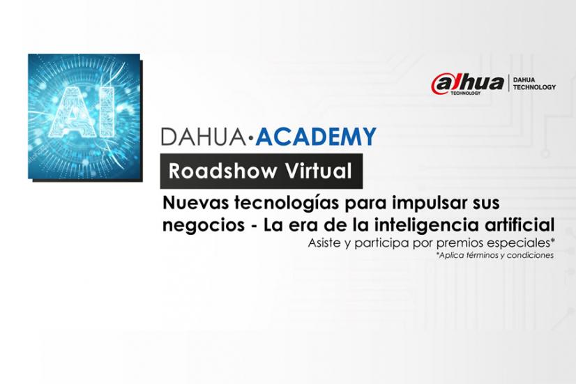 Resultado de imagen de Dahua Technology roadshow virtual