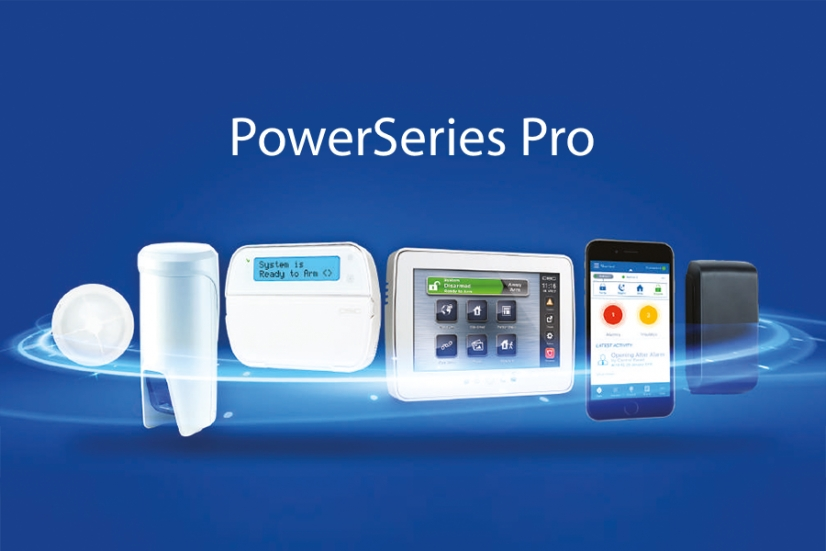 PowerSeries Pro v1.1 de Johnson Controls, 248 zonas y la mejor tecnología inalámbrica del mercado