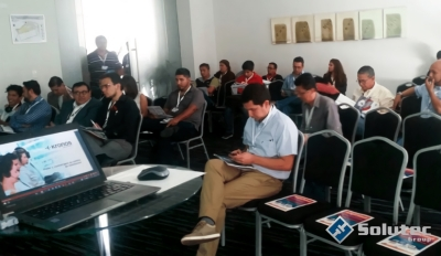 EBS y Kronos en el evento del IP USER Group Latinoamérica en Guayaquil