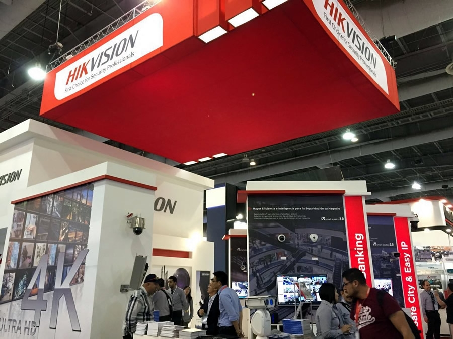 Stand Hikvision